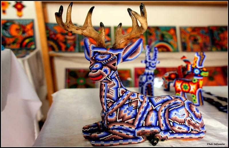 Огненный тотем мексиканского шаманизма