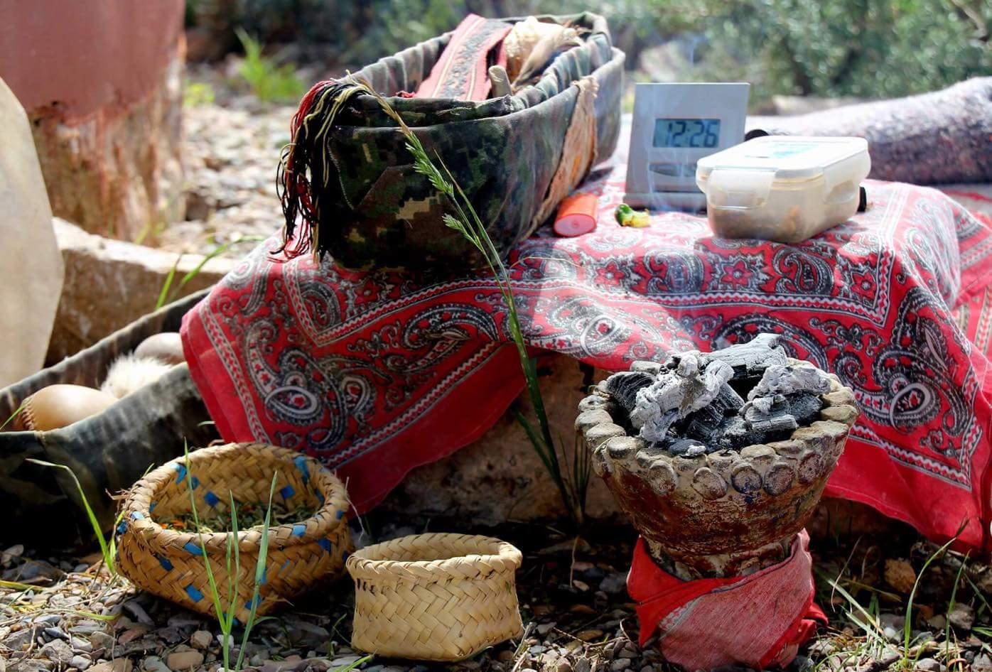 Очищение тела и духа на церемонии Темаскаль